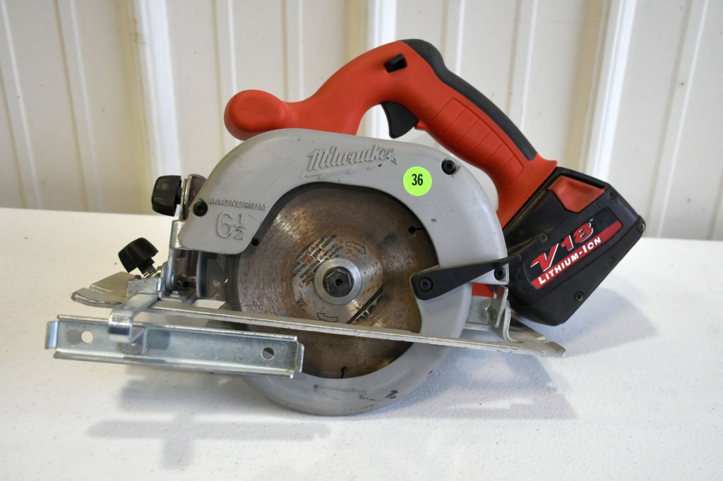 Milwaukee Circular Saw Case