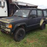 1990 Isuzu Trooper 5 Speed 4x4 4 Door Vin Jac0h58e4l8919572 Miles 221840 Vehicles Marine Aviation Cars Trucks Online Auctions Proxibid