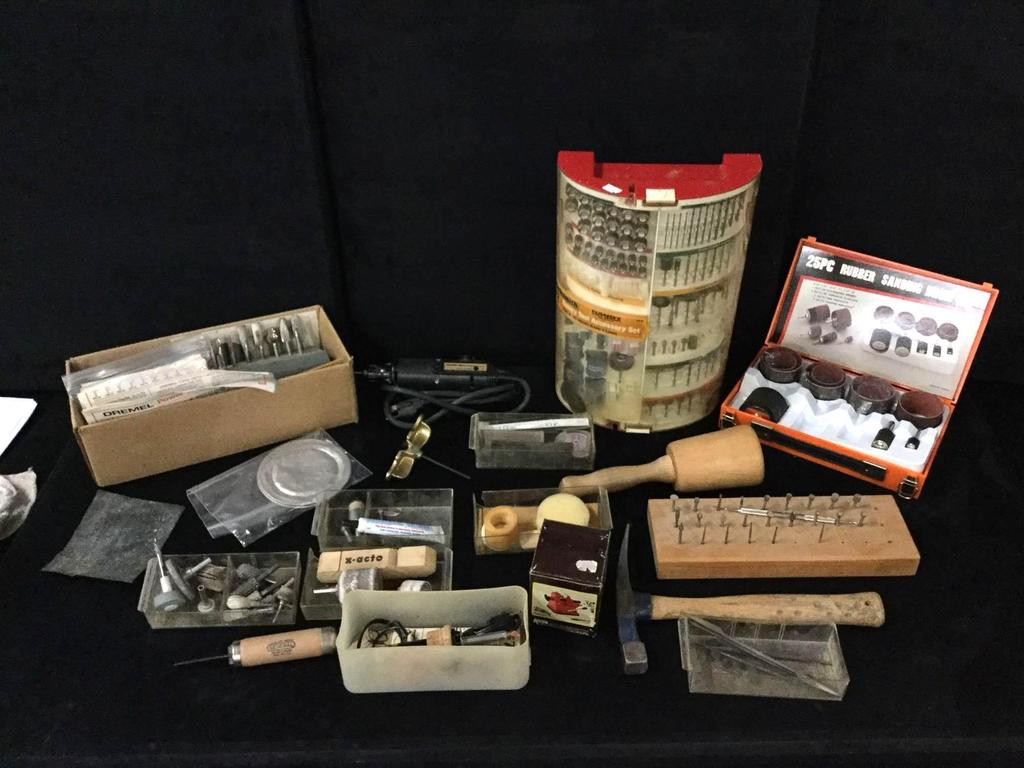 Woodworking Tools And Equipment