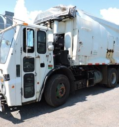 2008 mack le600 mcneilus garbage truck note title delay [ 1024 x 768 Pixel ]