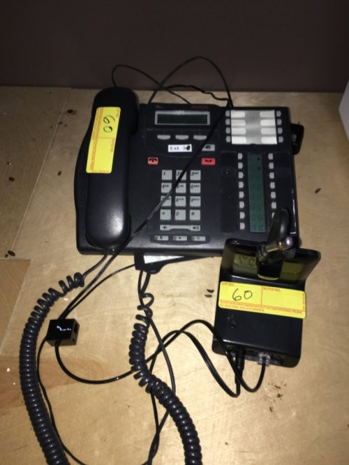 small resolution of phone system nortel networks norstar compact ics digital phone system