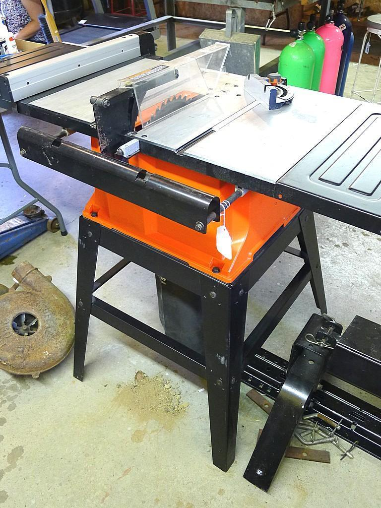 Firestorm Table Saw