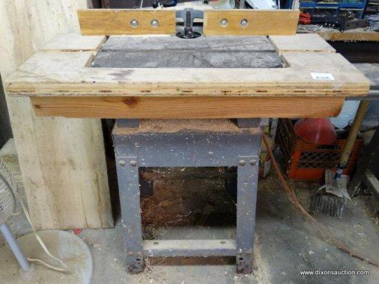 1 Hp Wood Shaper