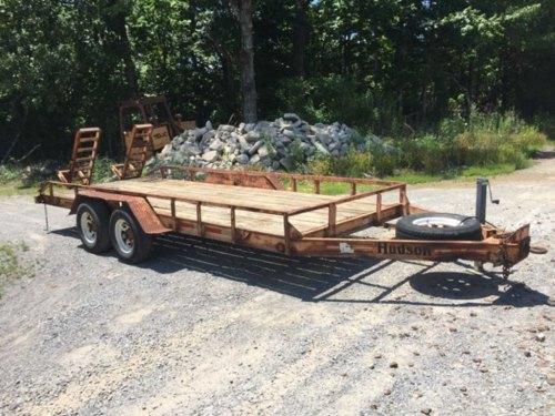 small resolution of hudson 18 equipment trailer
