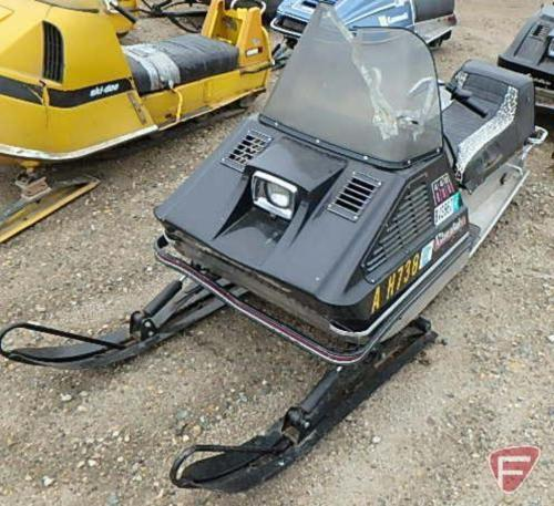 small resolution of 1972 arctic cat 440 cheetah snowmobile with 340 engine motor is free