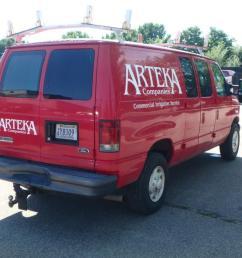 1ftse34l17da56774 2007 e350 ford econoline cargo van with contractor shelving vin 1ftse34l17da56774  [ 1024 x 768 Pixel ]