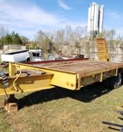 hudson trailer 10 ton 20ft  [ 1024 x 768 Pixel ]