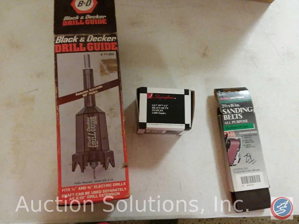 Black And Decker Drill Guide