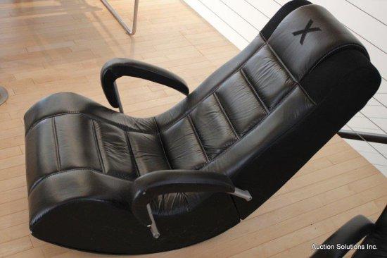 x rocker gaming chair robsjohn gibbings model auctions online proxibid 51231