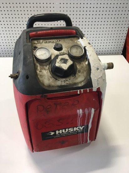Husky Air Scout Compressor
