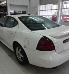 2004 pontiac grand prix sedan 4 door gt2 3 8 2wd automatic  [ 1024 x 768 Pixel ]