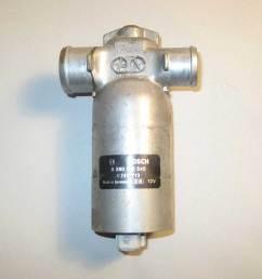 bmw t idle control valve icv iac bosch 1993 2006 oem used e36 e39 e46 m50 m52 [ 1090 x 1200 Pixel ]