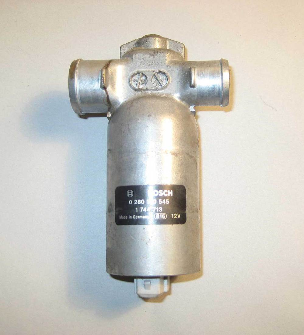 medium resolution of bmw t idle control valve icv iac bosch 1993 2006 oem used e36 e39 e46 m50 m52