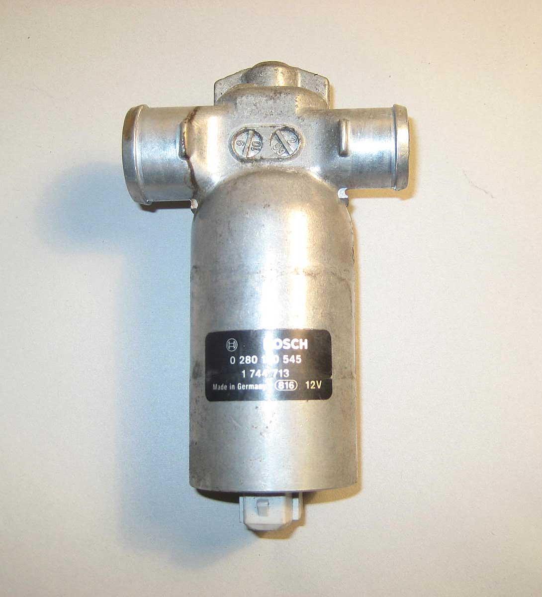 hight resolution of bmw t idle control valve icv iac bosch 1993 2006 oem used e36 e39 e46 m50 m52
