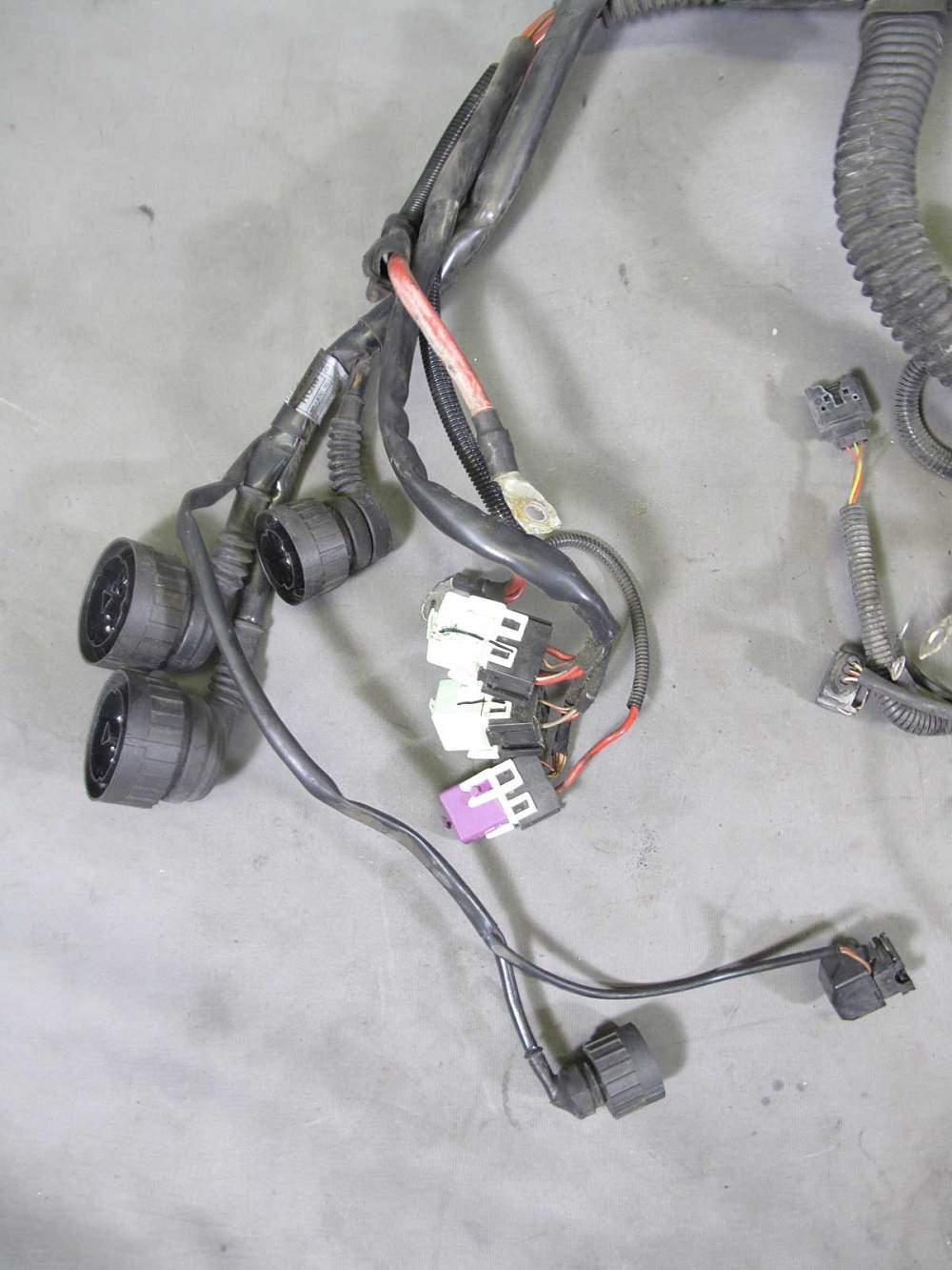 medium resolution of bmw e36 engine wiring harness manual asc t 97 98 99 328i 328is 328ic m3