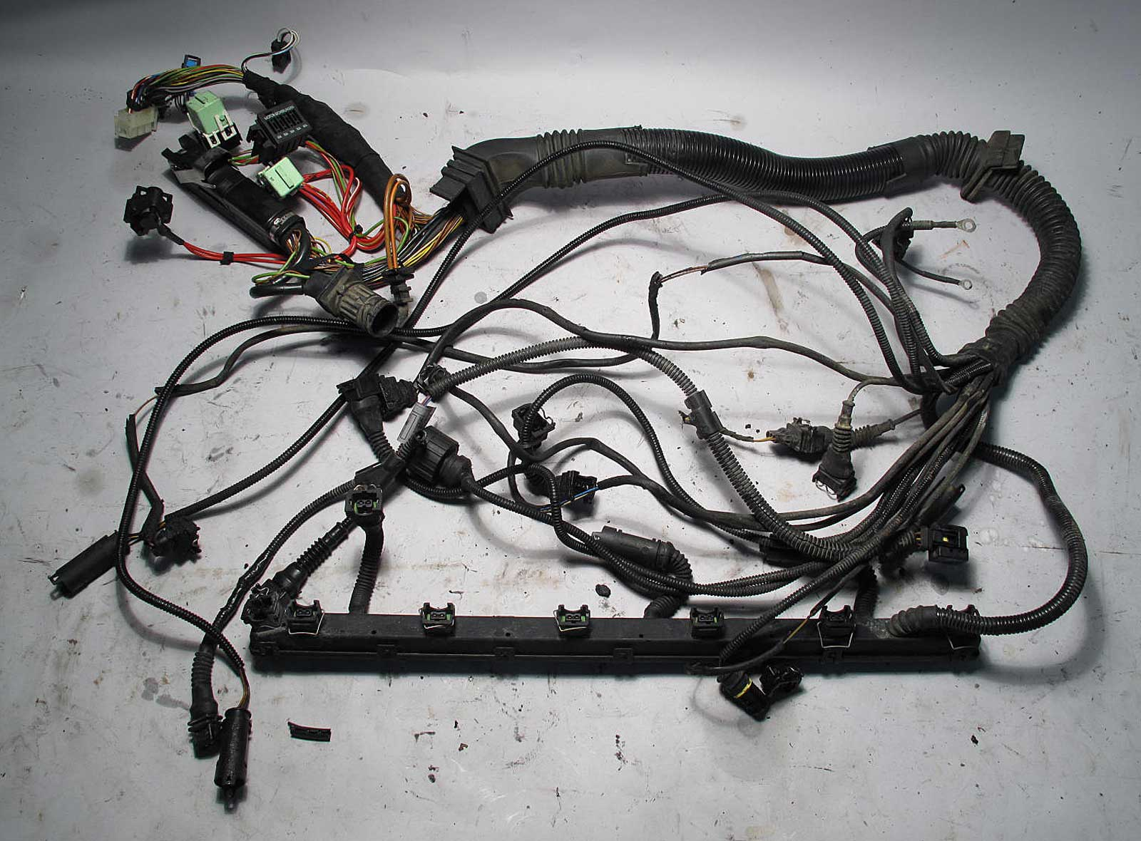 Bmw E39 M52 Wiring Diagram