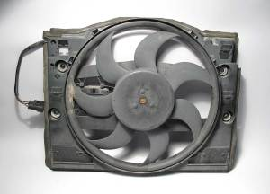BMW E46 3Series Auxiliary AC Cooling Electric Fan with
