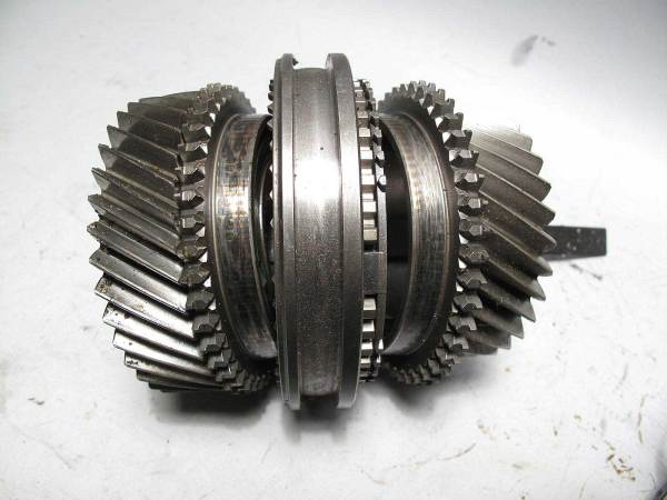Bmw Zf S5d 320z Manual Transmission Rebuild Parts Gears - Year of