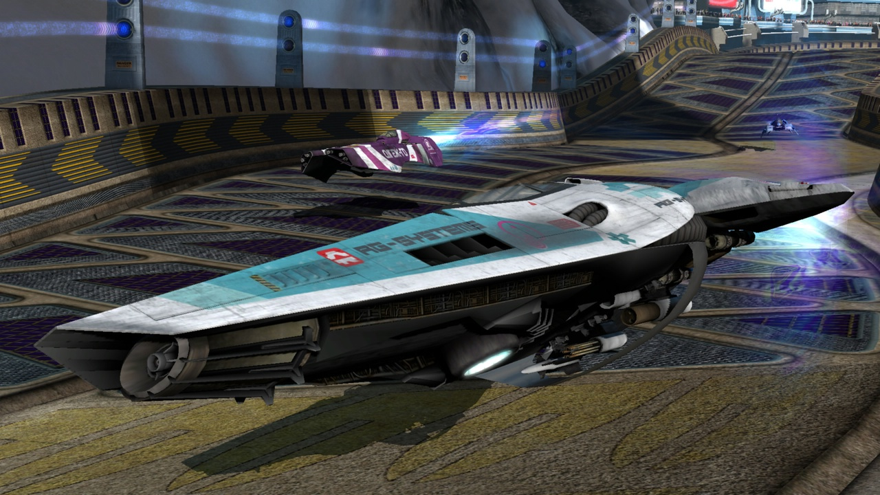Wipeout Hd Wallpaper Wipeout Hd Review Shamelessly Awful Reviews For