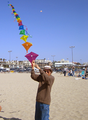 Tyrus and his kites