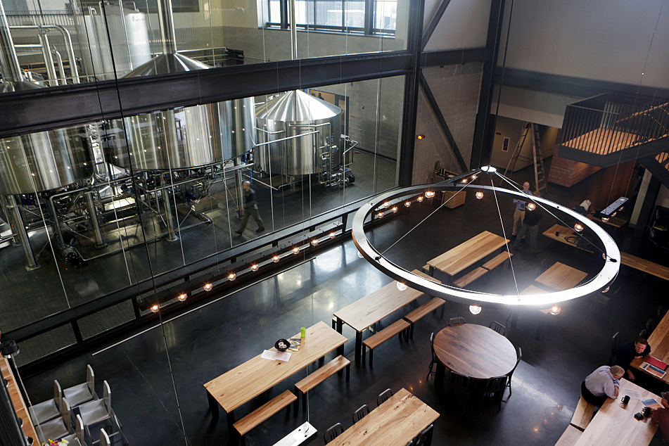 Surly Brewing taps to start flowing in new age of beer