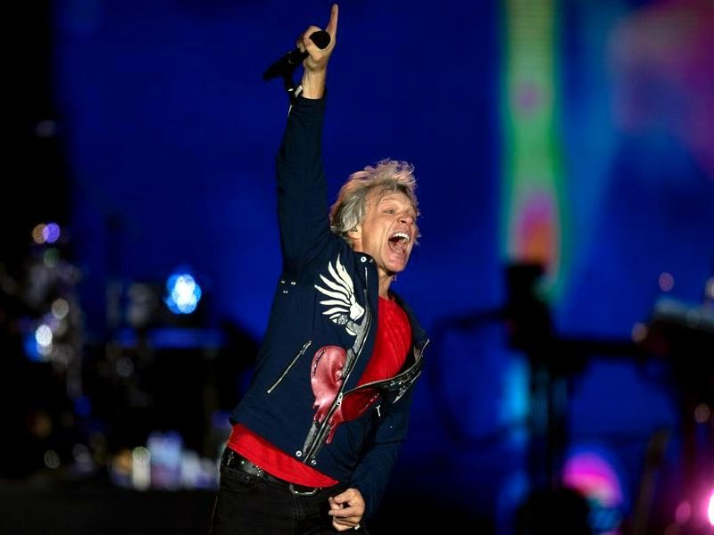 BON JOVI'S '2020' IS FINALLY HERE | Nights with Alice Cooper