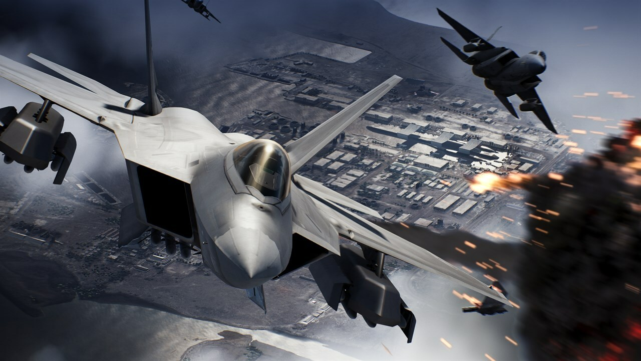 Ace Combat 7: Skies Unknown (Xbox One) News. Reviews. Screenshots. Trailers
