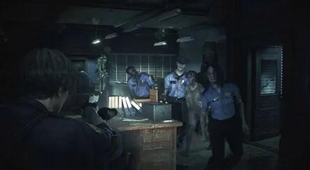 Resident Evil 2 Xbox One 3