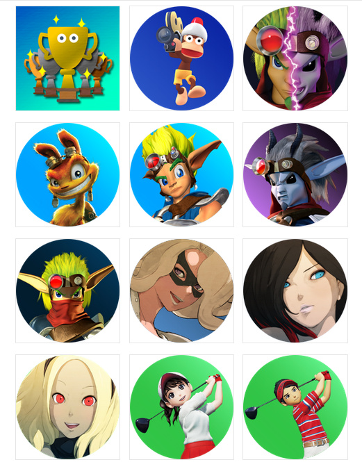 Psn Profile Pictures : profile, pictures, Avatars, Choose, Square