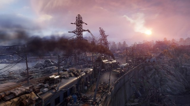 Metro Exodus PS4 PlayStation 4 Preview 2