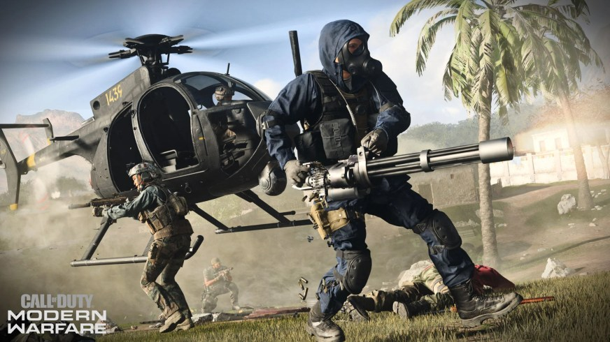 Call Of Duty Modern Warfare Patches Are Getting Completely Out Of Hand Push Square