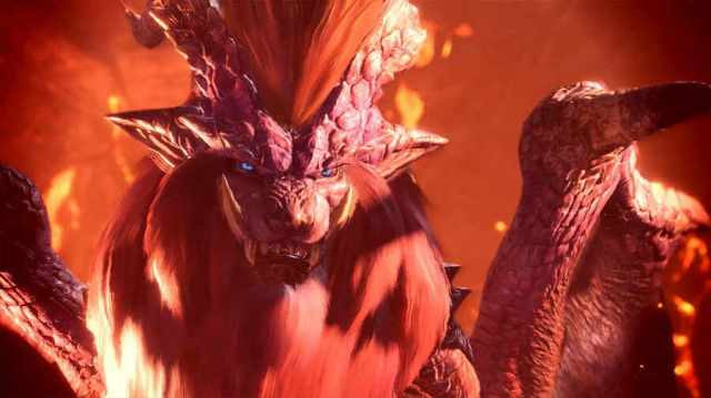 Monster Hunter World Arch Tempered Teostra