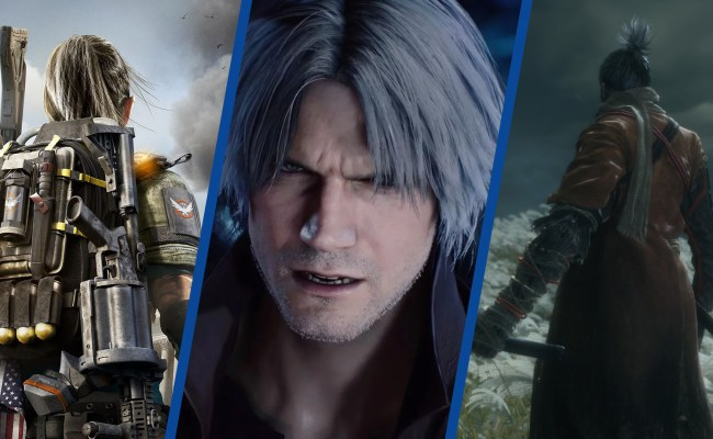 Game Of The Month Best Ps4 Games Of March 2019 Push Square