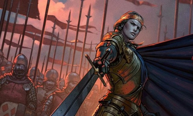 Thronebreaker The Witcher Tales Ps4 Release Date