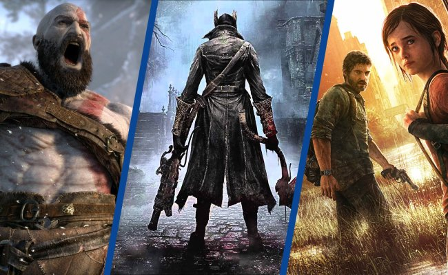 Best Ps4 Exclusive Games Guide Push Square