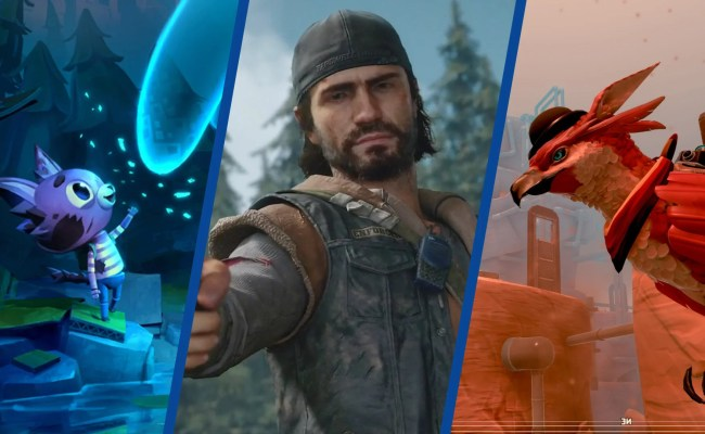 Game Of The Month Best Ps4 Games Of April 2019 Push Square