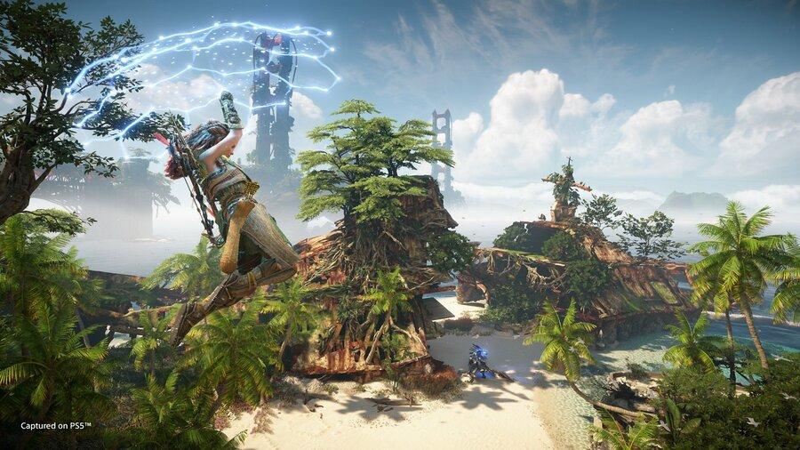 Horizon Forbidden West PS5 PS4