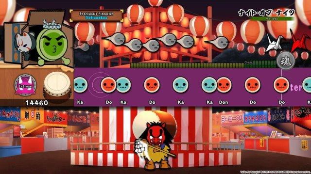 Taiko no Tatsujin: Drum Session! PS4 PlayStation 4