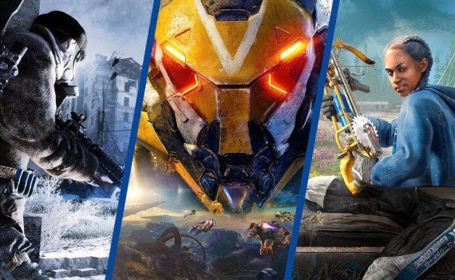 New Ps4 Games Releasing In February 2019 Guide Push Square