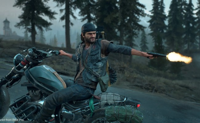 Days Gone Is Playstation Game Of The Year At This Year S
