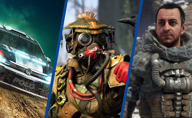 Game Of The Month Best Ps4 Games Of February 2019 Push