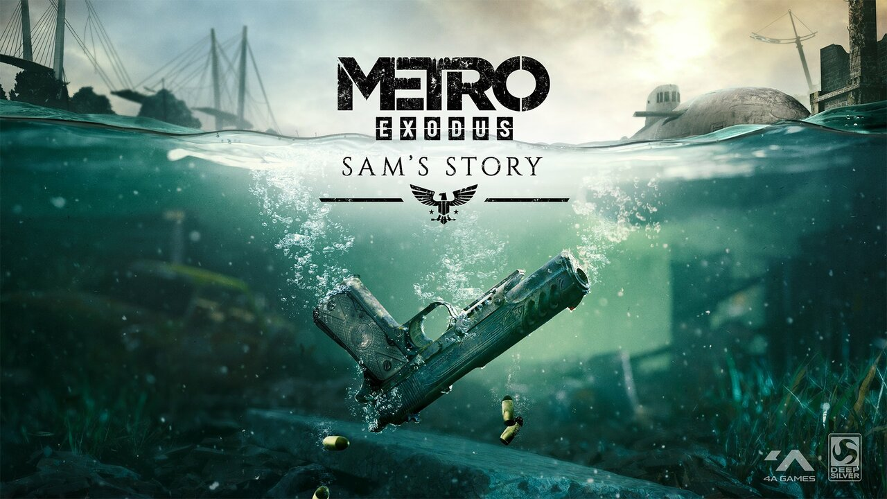 Metro Exodus: Sam's Story DLC is in search of the United States, due out next month