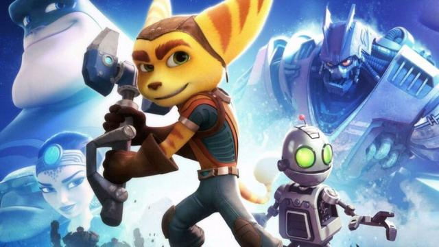 Ratchet & Clank PS4 Free