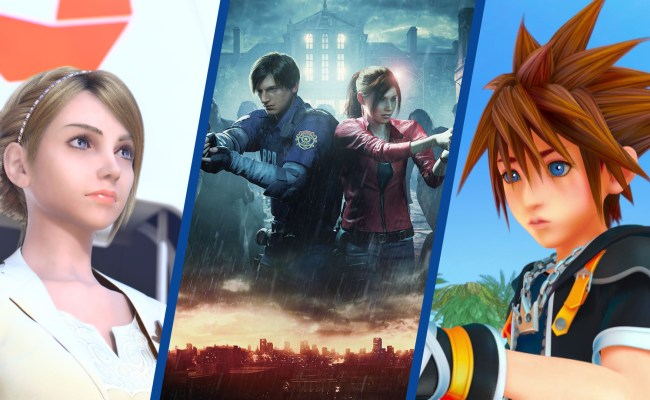 Game Of The Month Best Ps4 Games Of January 2019 Push