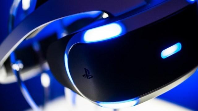 PlayStation VR PSVR Sony 1