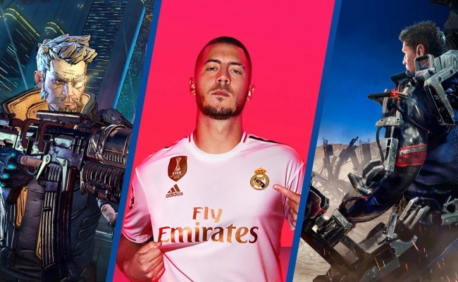 New Ps4 Games Releasing In September 2019 Guide Push