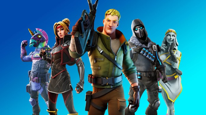 Fortnite Is a PS5 Launch Game, Will Switch to Unreal Engine 5 Next Year - Push Square