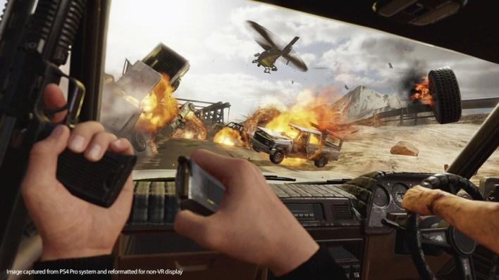 Sang et vérité PSVR PS4 PlayStation 4 1