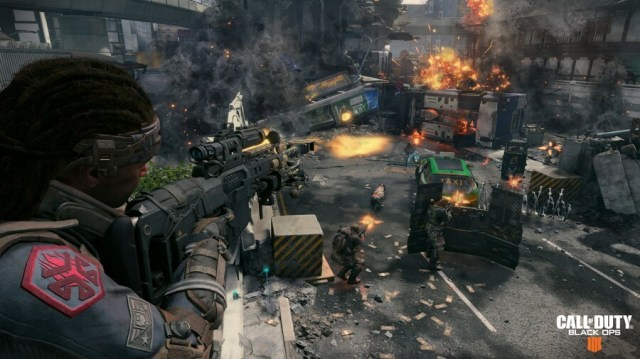 Call Of Duty Black Ops 4 Blackout PS4 PlayStation 4 3