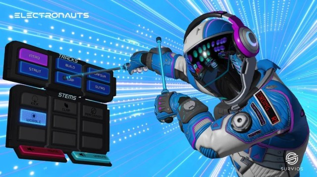 Electronauts PS4 PSVR PlayStation VR Sony 3